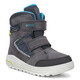 ECCO Urban Snowboarder Shoes Kids Black/Marine/Marine